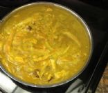 Chicken Pumpkin Curry