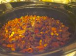 ADL Vegan 3 Bean Chili