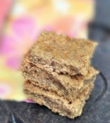 Snickerdoodle Genius Blondies