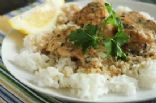 Quick Lemon Chicken with Rice