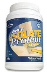 LeanFit Whey Isolate Protein Shake