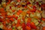 Cool and Zesty Crunchy Salad