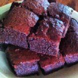 Paleo Chocolate Brownies