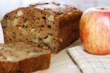 Skinny Applesauce Nut Bread