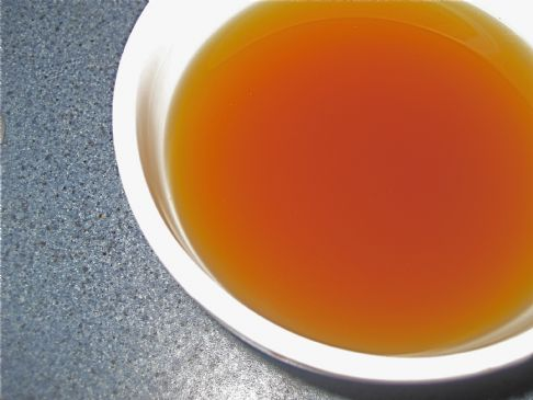 Don's Roasted Vegetable Stock
