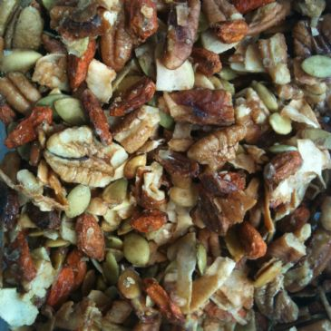 Coconut Pecan Granola - 1/4 cup