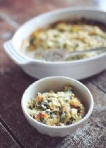 Chicken Spinach Bake