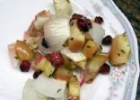 Roasted Apples & Onions