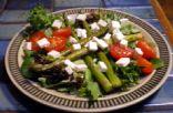 BBQ'd Asparagus Salad