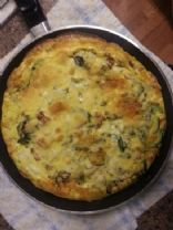 Veggie Frittata with Tofu Shirataki