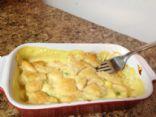 Shattered Moon Chicken Pot Pie