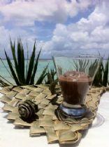 Raw Avocado Cacao Pudding