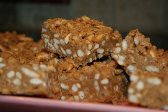 Arbonne Almond Agave Protein Bars