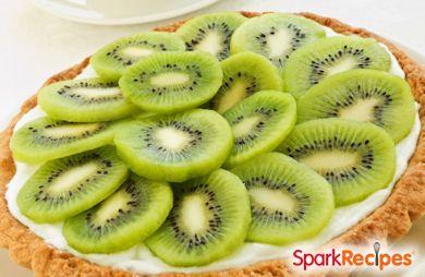 Kiwi Fruit Tart