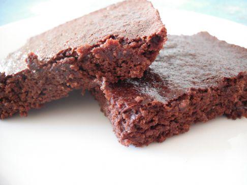 Low-Cal Vegan Brownies